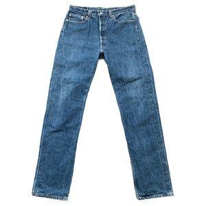 Vintage Levi's 501xx Jeans Size 36 Button Fly